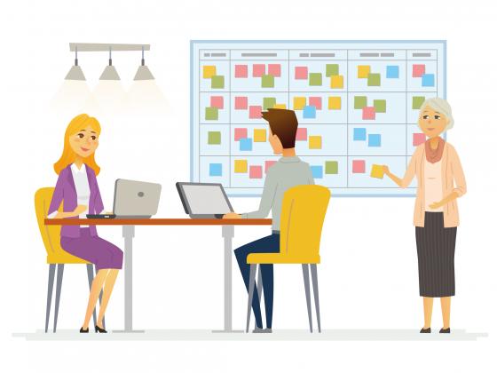 Die eigene Digitalisierung schlau entwickeln: Machen Sie sich das Prinzip des Business Model Canvas zunutze!