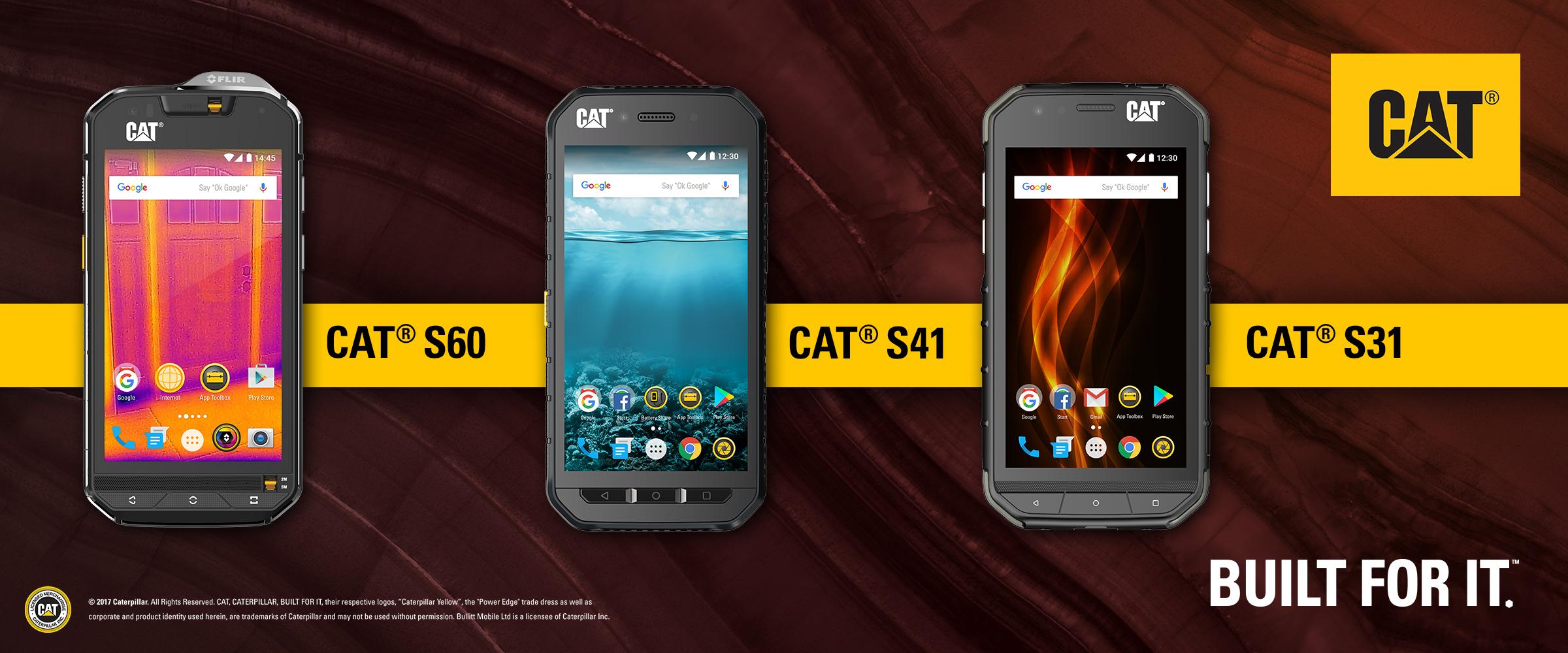 Cat® phones