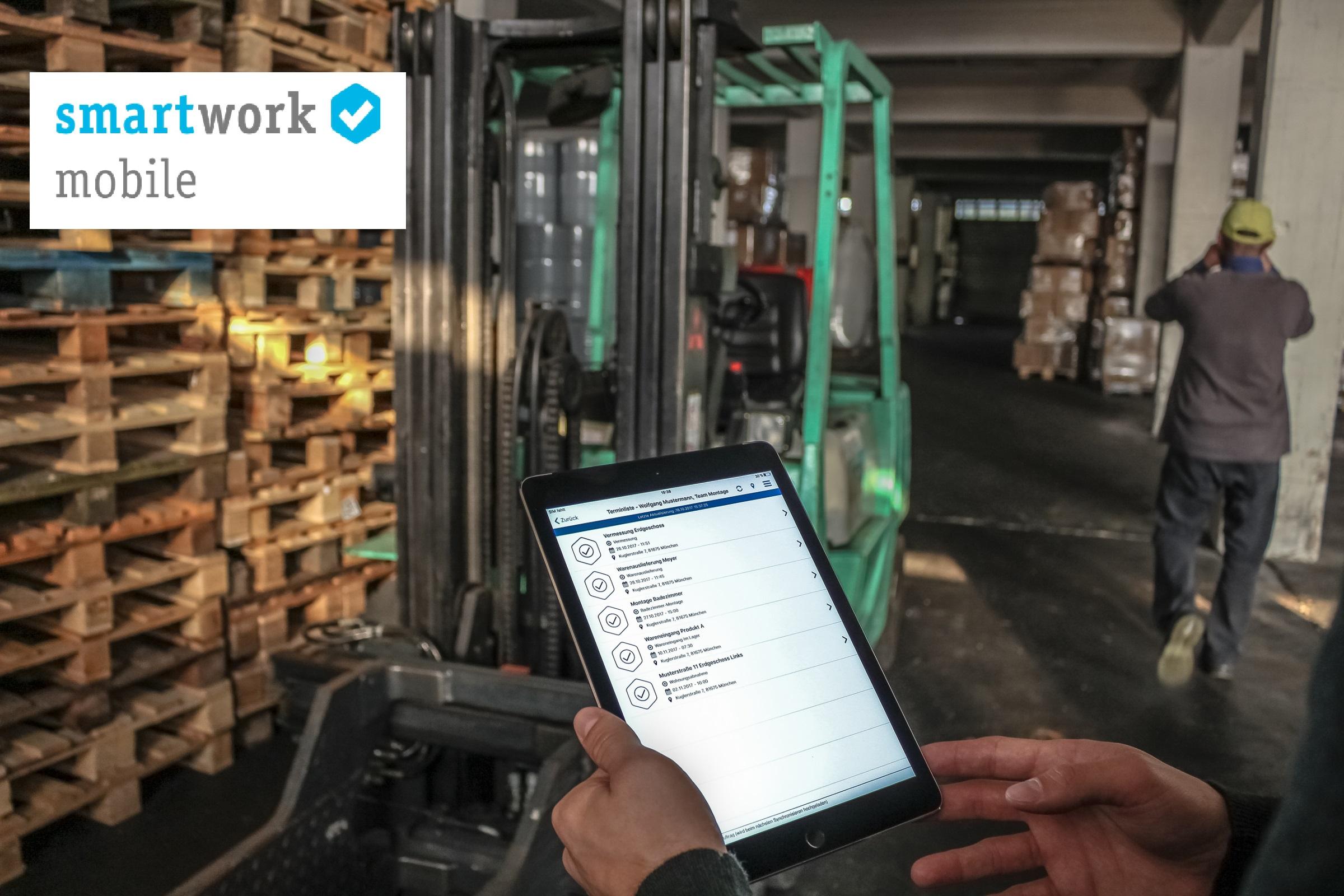 Smartwork Mobile