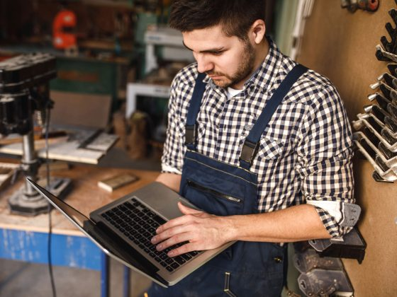 """Projekt """"DigitalCoach"""" fördert Digitalisierung in Handwerksunternehmen"""