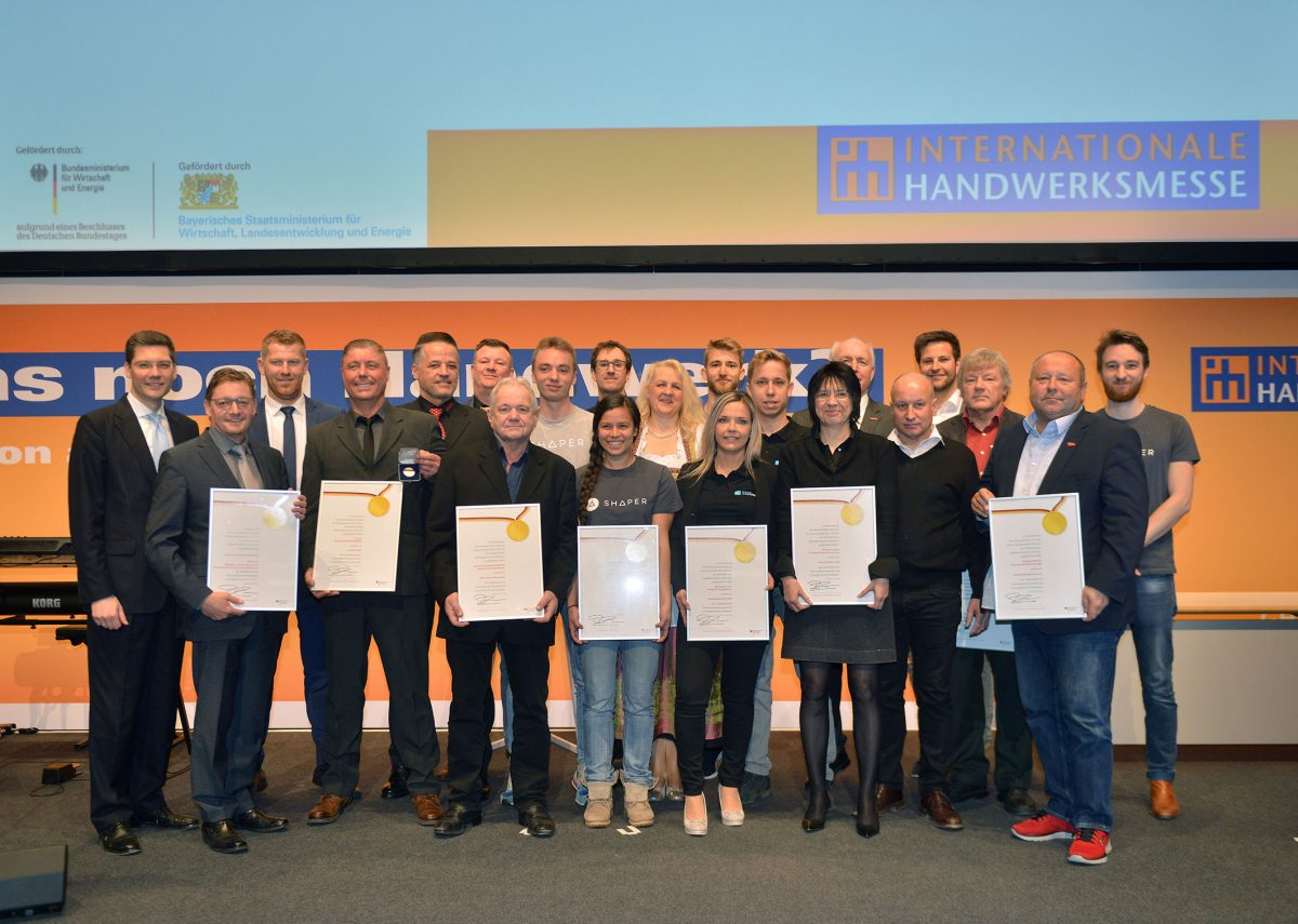 Internetplattform DeinHandwerk.de - ein B2B-Sharing-Portal speziell für Handwerks- bzw. Baubetriebe