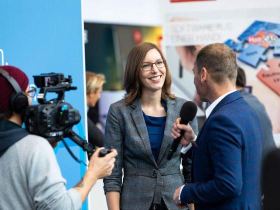 Simone Emmerling ist Leiterin des forum handwerk digital