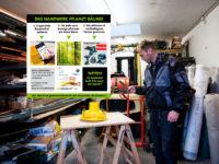 """""""Das Handwerk pflanzt Bäume!"""": materialrest24.de prämiert nachhaltiges Wirtschaften"""
