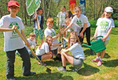 Das Handwerk pflanzt Bäume