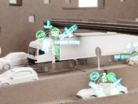 Digitale Assistenzsysteme im vernetzten Servicefahrzeug machen Sinn