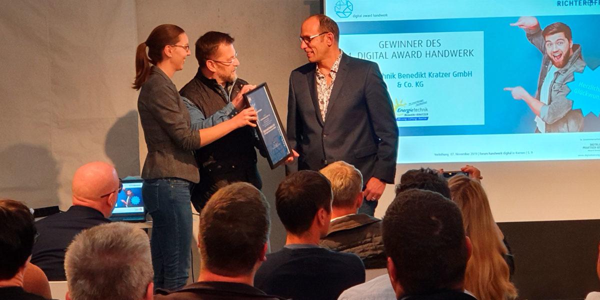 digital award handwerk