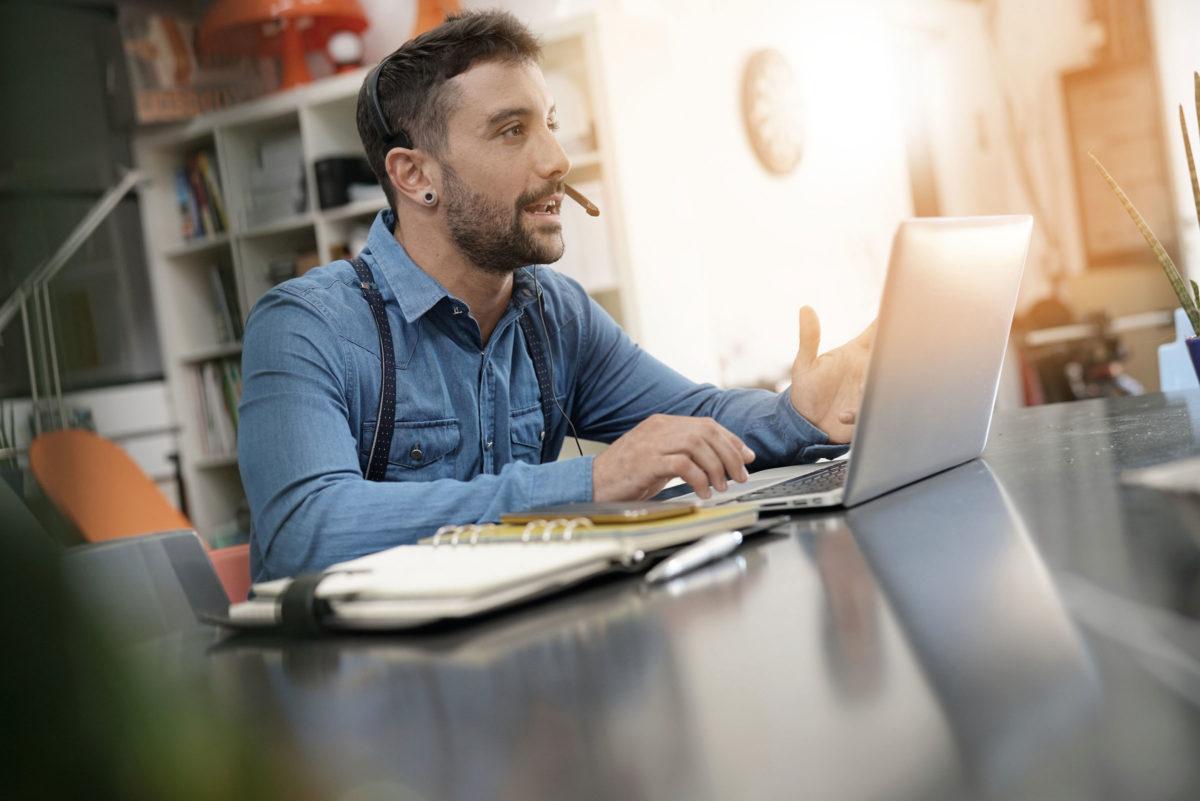 Webkonferenz- und Online-Kommunikationstools für das Handwerk