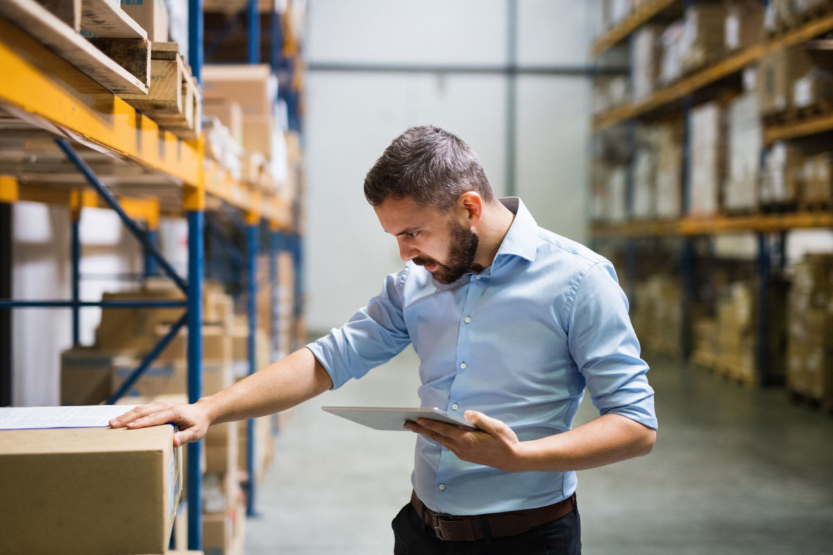 Lagerautomatisierung für Handwerker – digital von der Bestellung bis zur Baustelle