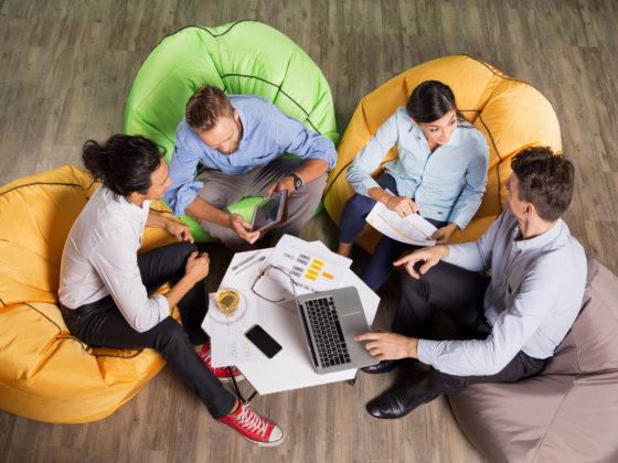 Wie man mit Cloud-Diensten die Zusammenarbeit verbessern kann